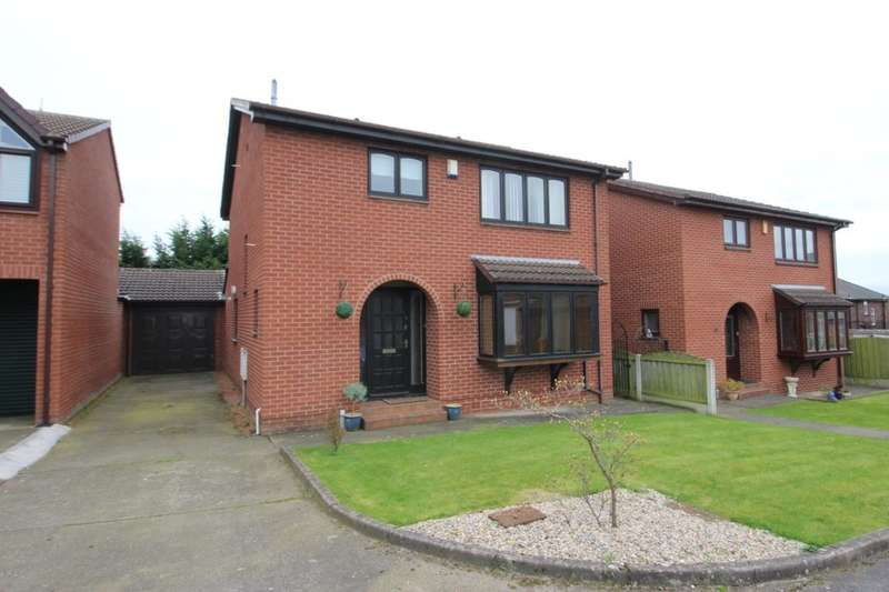 4 Bedrooms Detached House for sale in Hugh Little Garth, Carlisle, CA2