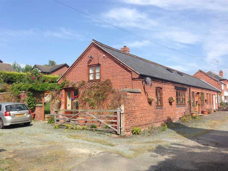4 Bedrooms Semi Detached House for sale in The Old Dairy, Church Stoke, Montgomery