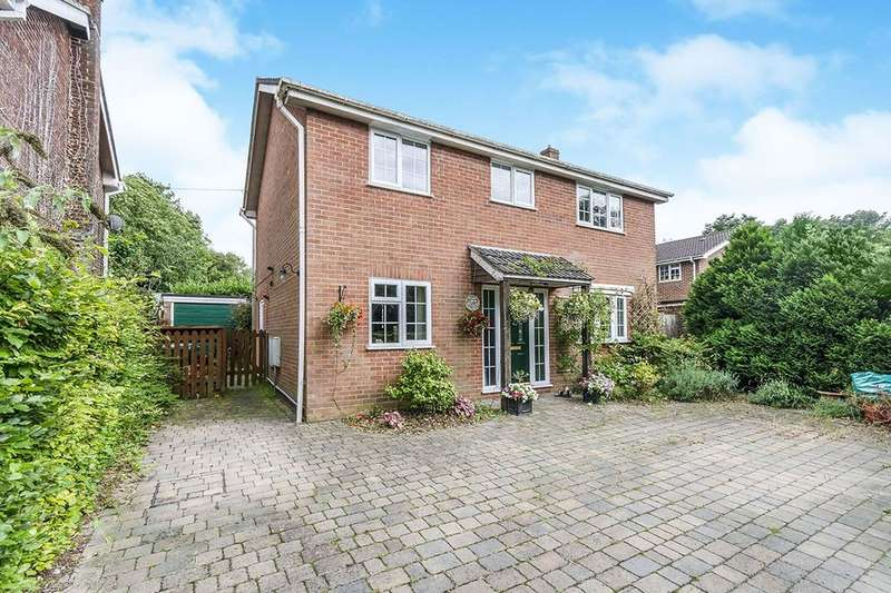 4 Bedrooms Detached House for sale in Lodge Road, Locks Heath, Southampton, SO31