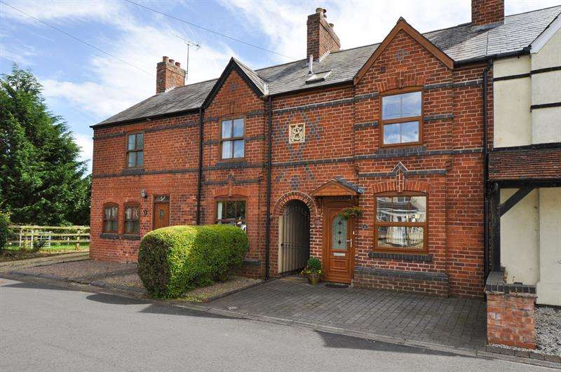 3 Bedrooms Terraced House for sale in Dagtail Lane, Astwood Bank, Redditch