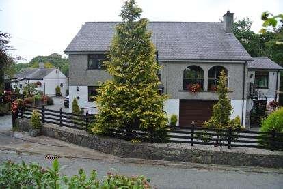 5 Bedrooms Detached House for sale in Glasinfryn, Bangor, Gwynedd, LL57