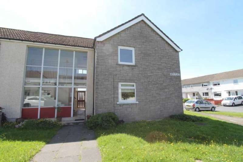 2 Bedrooms Flat for sale in Wren Place, Spateston, Johnstone