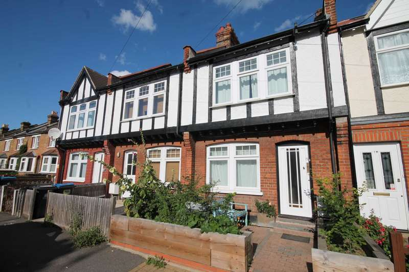 3 Bedrooms Terraced House for sale in Elm Road, New Malden