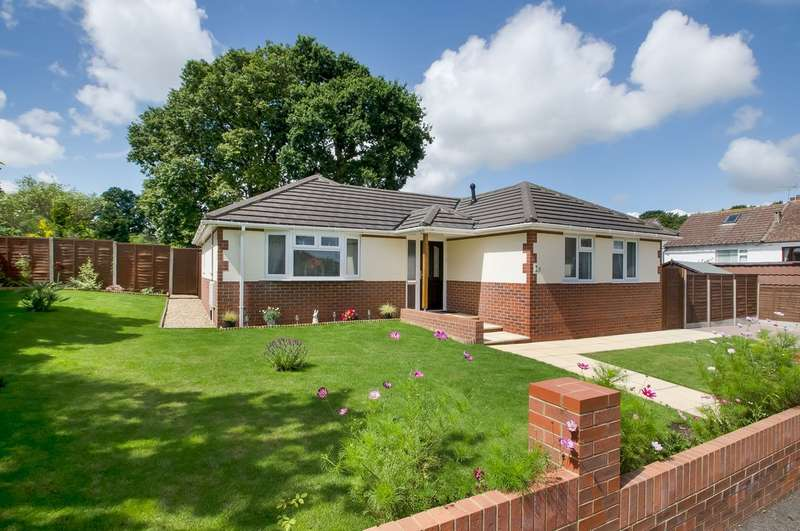 3 Bedrooms Detached Bungalow for sale in Widley, Hampshire