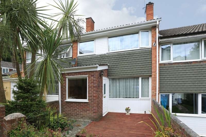 3 Bedrooms Terraced House for sale in Hooe, Plymouth
