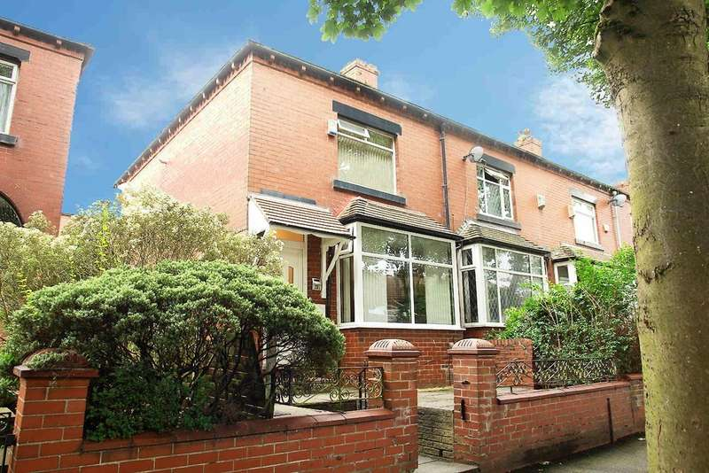 2 Bedrooms End Of Terrace House for sale in 73 Eric Street, Oldham