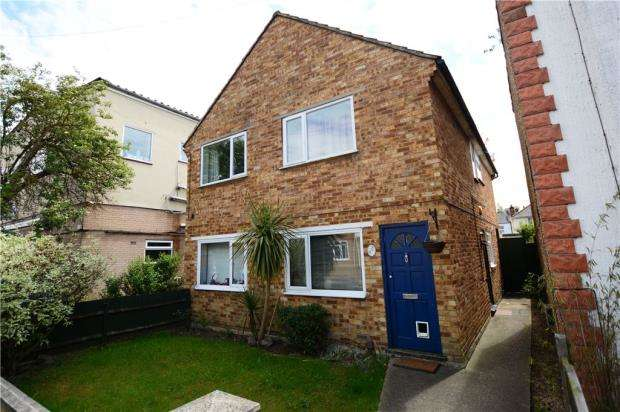 2 Bedrooms Apartment Flat for sale in Wimpole Road, Yiewsley, West Drayton