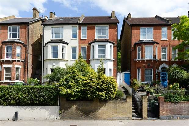 6 Bedrooms Semi Detached House for sale in Norwood Road, Herne Hill
