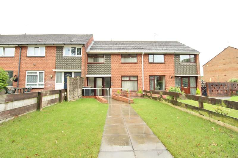 3 Bedrooms Terraced House for sale in Hendre Farm Drive, Newport, NP19