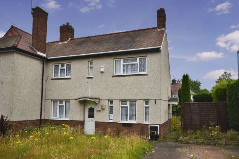 3 Bedrooms Semi Detached House for sale in Tryan Road, Nuneaton, CV10