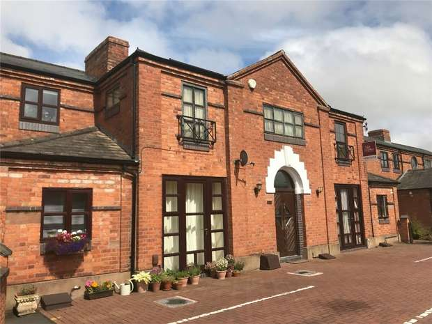 1 Bedroom Flat for sale in Audley Avenue, Newport, Shropshire