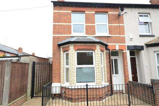 3 Bedrooms End Of Terrace House for sale in Wilton Road, Reading, Berkshire