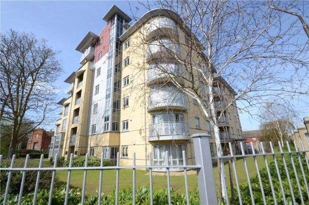 2 Bedrooms Apartment Flat for sale in The Pinnacle, Kings Road, Reading