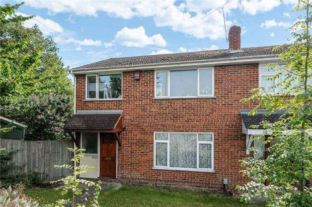 3 Bedrooms End Of Terrace House for sale in Beaulieu Gardens, Blackwater, Camberley