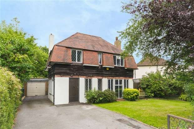 3 Bedrooms Detached House for sale in 9 Thorney Lane North, Iver, Buckinghamshire