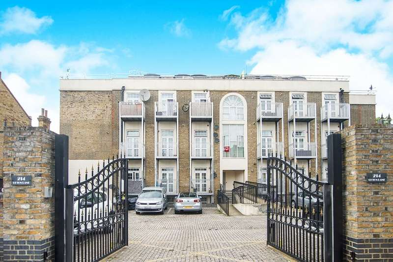 3 Bedrooms Flat for sale in Upton Lane, London, E7