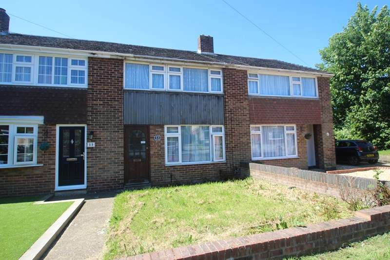 3 Bedrooms Terraced House for sale in Hamble Lane, Southampton