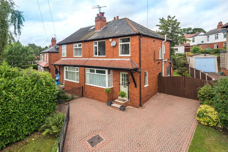 3 Bedrooms Semi Detached House for sale in Stainburn Crescent, Leeds, West Yorkshire, LS17
