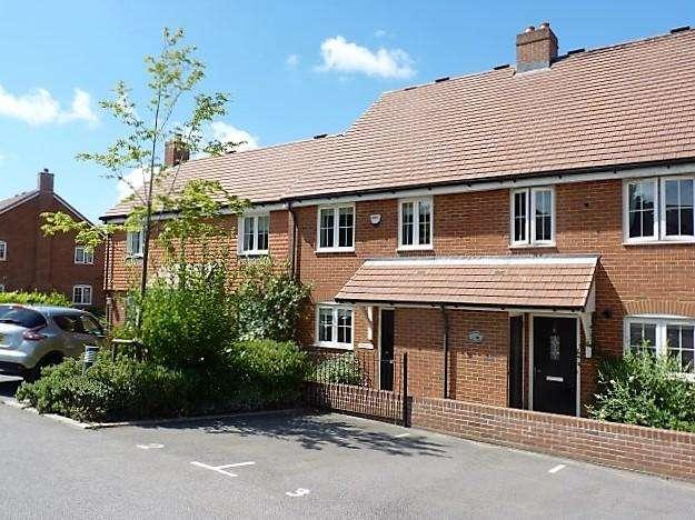 3 Bedrooms Terraced House for sale in Treetops Way, Heathfield, East Sussex, TN21 8FN