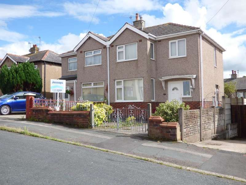3 Bedrooms Semi Detached House for sale in Ashton Drive, Lancaster, LA1 2LH