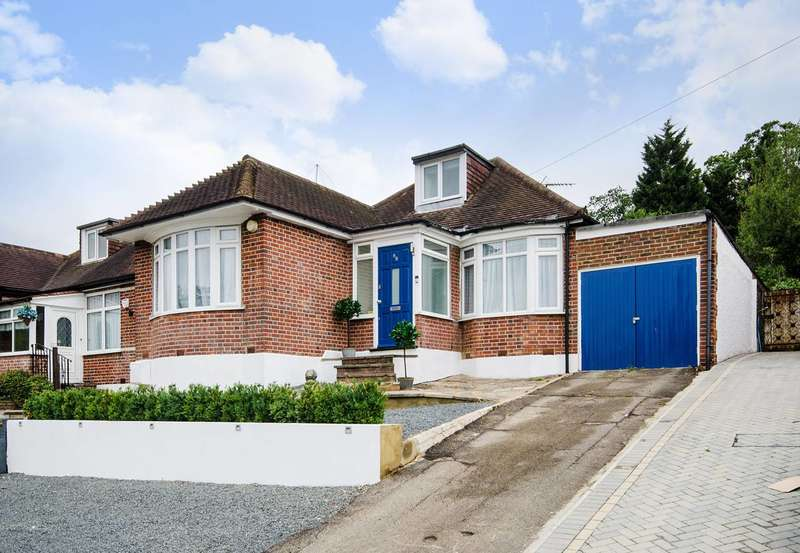 4 Bedrooms Bungalow for sale in Hillside Road, Northwood, HA6