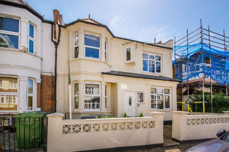 2 Bedrooms Flat for sale in Arragon Gardens, Streatham Common, SW16