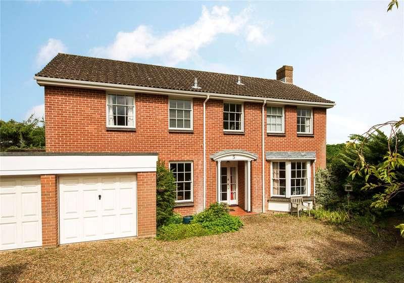5 Bedrooms Detached House for sale in Laverstock Park West, Laverstock, Salisbury, Wiltshire, SP1