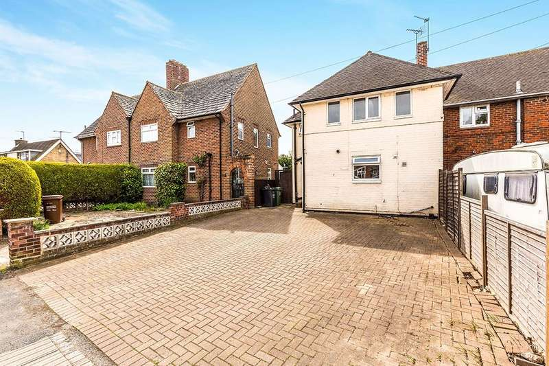 3 Bedrooms Semi Detached House for sale in Leicester Road, Loughborough, LE11