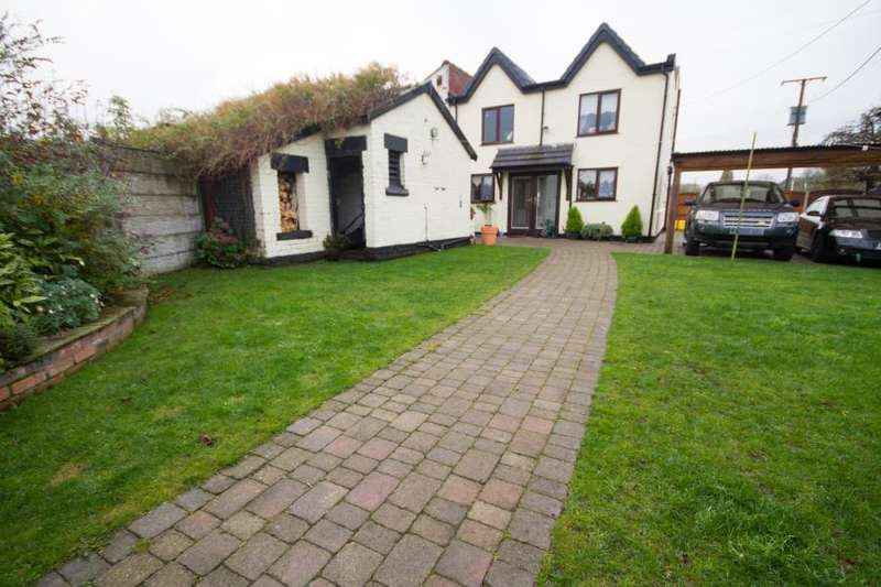 3 Bedrooms Semi Detached House for sale in Gorse Cottage, Gerrards Lane, L26