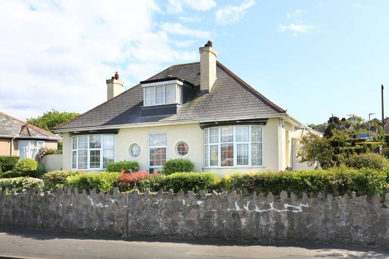 4 Bedrooms Detached Bungalow for sale in Plymstock, Plymouth