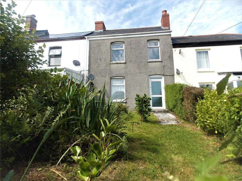 3 Bedrooms Terraced House for sale in Park Place, Grampound Road, Truro