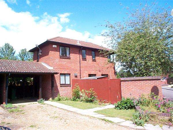 2 Bedrooms Detached House for sale in Two Mile Ash, Milton Keynes