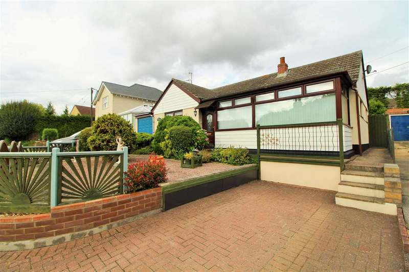 2 Bedrooms Bungalow for sale in Springbourne, Spring Lane, West Bergholt, Colchester