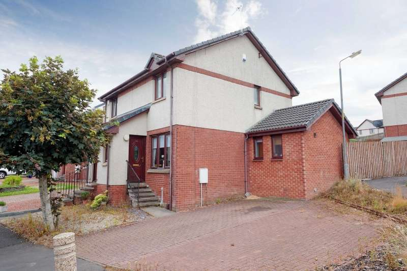 2 Bedrooms Semi-detached Villa House for sale in Briarcroft Road, Robroyston, Glasgow, G33 1RH