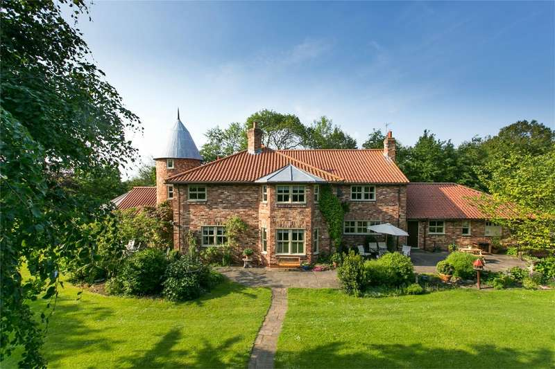 5 Bedrooms Detached House for sale in Bridge Farm, Carr Lane, Watton, East Riding of Yorkshire