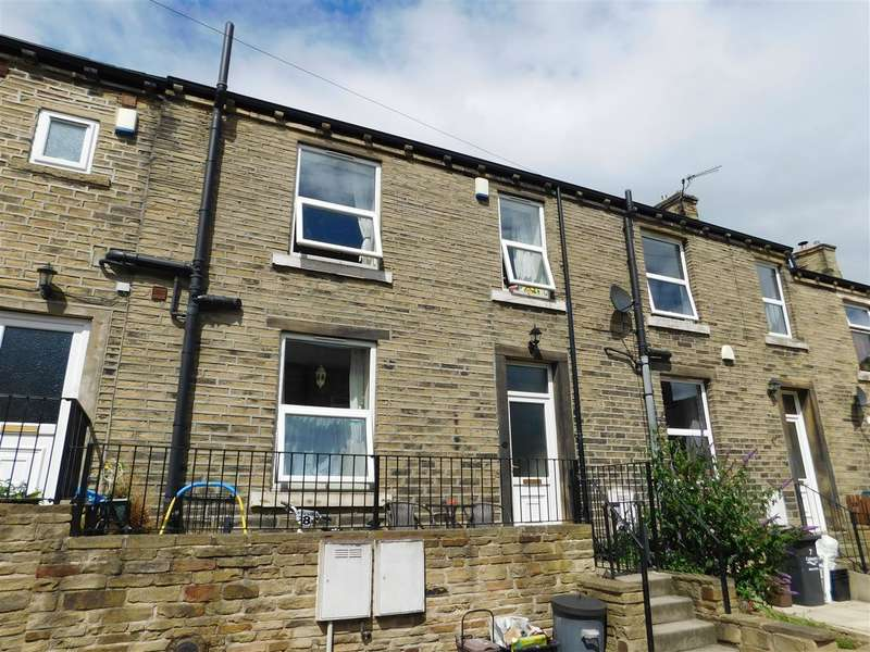 2 Bedrooms Terraced House for sale in Bonegate Court, Brighouse