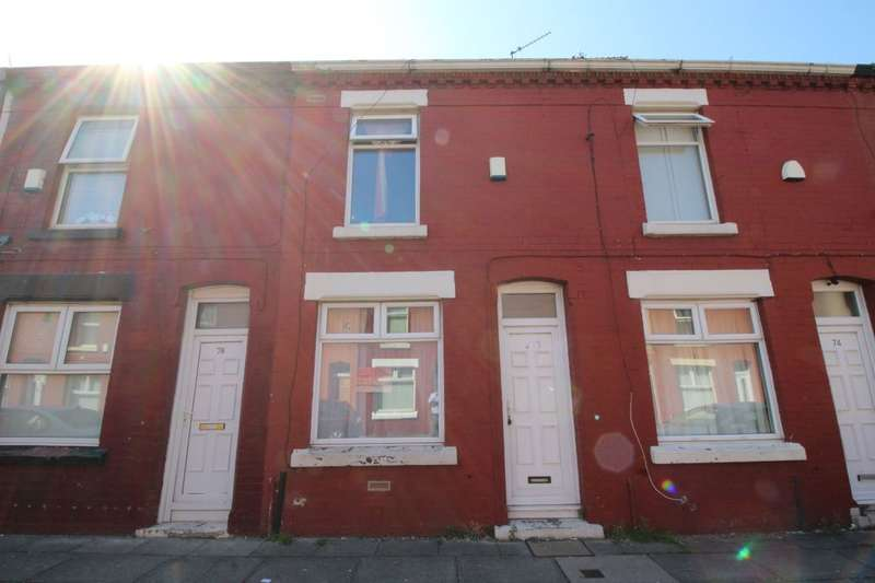 2 Bedrooms Property for sale in Greenleaf Street, Wavertree, Liverpool, L8