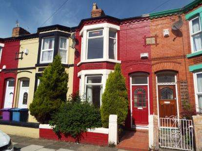 2 Bedrooms Terraced House for sale in Langton Road, Wavertree, Liverpool, Merseyside, L15