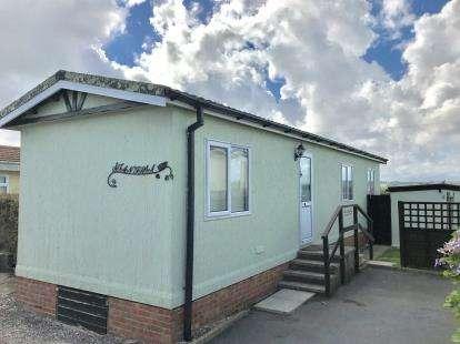 2 Bedrooms Mobile Home for sale in Dartmouth, Devon