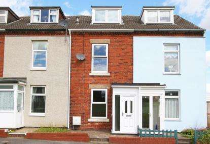 3 Bedrooms Terraced House for sale in Bentinck Road, Shuttlewood, Chesterfield, Derbyshire