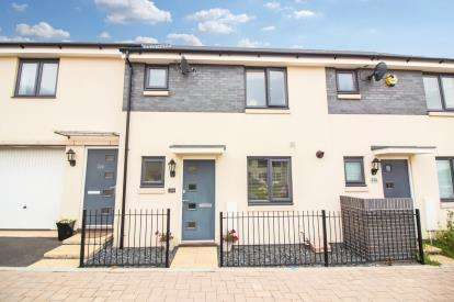 3 Bedrooms Terraced House for sale in Wood Street, Charlton Hayes, Bristol