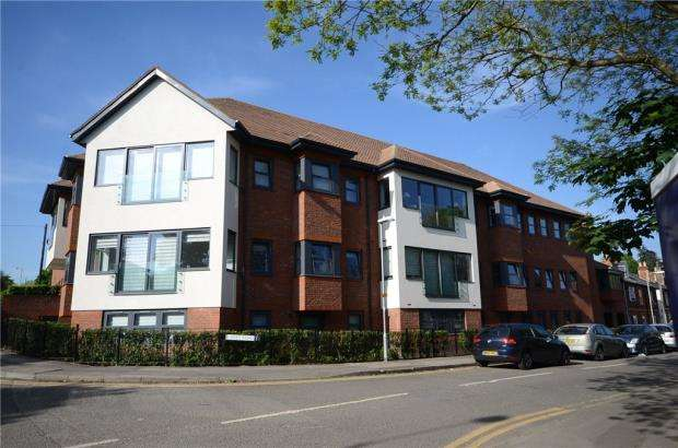 2 Bedrooms Apartment Flat for sale in Finchampstead Road, Wokingham, Berkshire