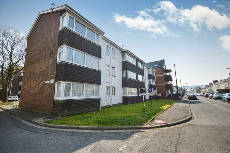 1 Bedroom Flat for sale in Conybeare Road, Cardiff