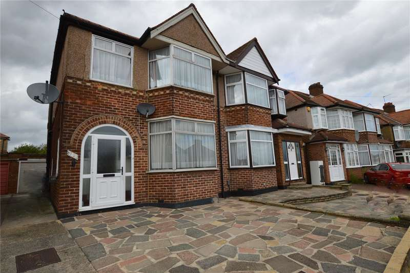 3 Bedrooms Semi Detached House for sale in Portland Crescent, Stanmore, HA7