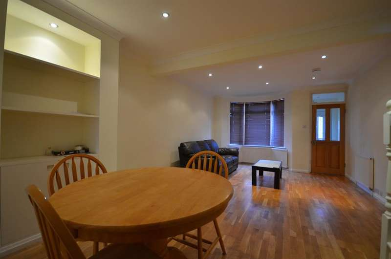 3 Bedrooms Terraced House for sale in Priory Park Road, Sudbury, Middlesex, HA0 2RY