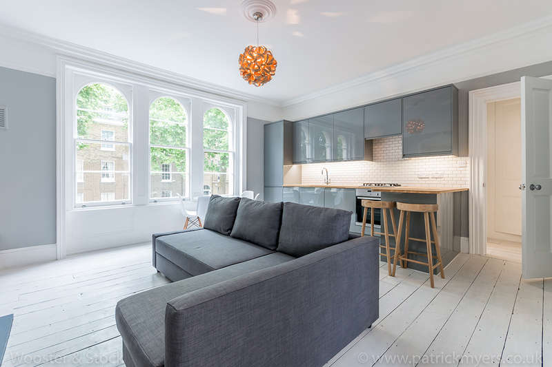 2 Bedrooms Apartment Flat for sale in Camberwell Grove, , SE5