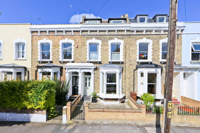 3 Bedrooms Terraced House for sale in Winston Road, N16 9LN