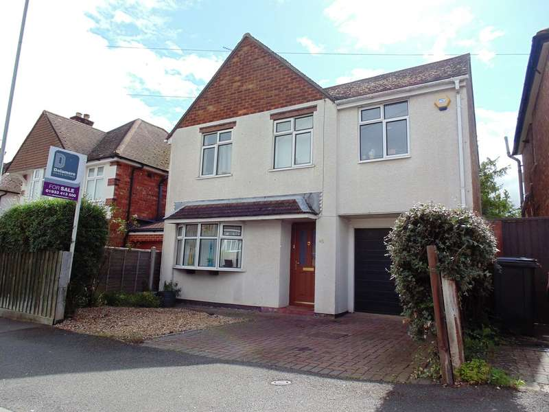4 Bedrooms Detached House for sale in St Maragarets Avenue