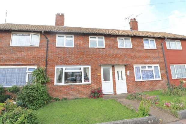2 Bedrooms Terraced House for sale in Elsted Close, Eastbourne, BN22