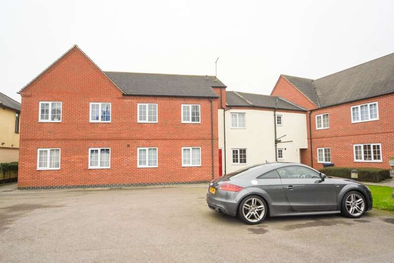 2 Bedrooms Apartment Flat for sale in Park Road, Leicester, Leicestershire, LE6